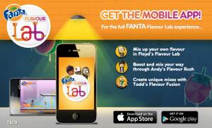 Fanta Flavour Lab